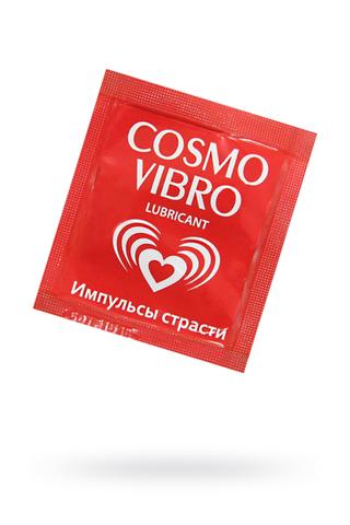 """Лубрикант """"COSMO VIBRO"""" 3 г, 20 шт в упаковке"""