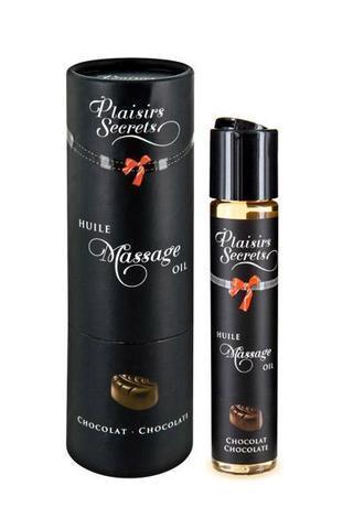 MASSAGE OIL CHOCOLATE 59ML Массажное масло Шоколад 59 мл