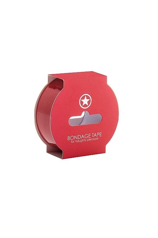 Скотч-лента для бондажа Non Sticky Bondage Tape - 17,5 метров фото