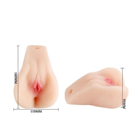 Мастурбатор анус и вагина с вибрацией и пультом