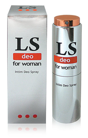 Дезодорант для интимной зоны LOVESPRAY DEO для женщин , 18 мл