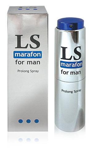 Спрей-пролонгатор LOVESPRAY MARAFON для мужчин, 18 г
