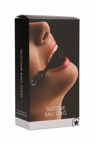 Кляп-шарик Silicone Ball Gag