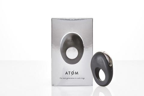 Мощное эрекционное виброкольцо ATOM