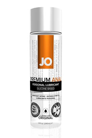 Анальный лубрикант на силиконовой основе / JO Premium Anal 8oz - 240 мл.