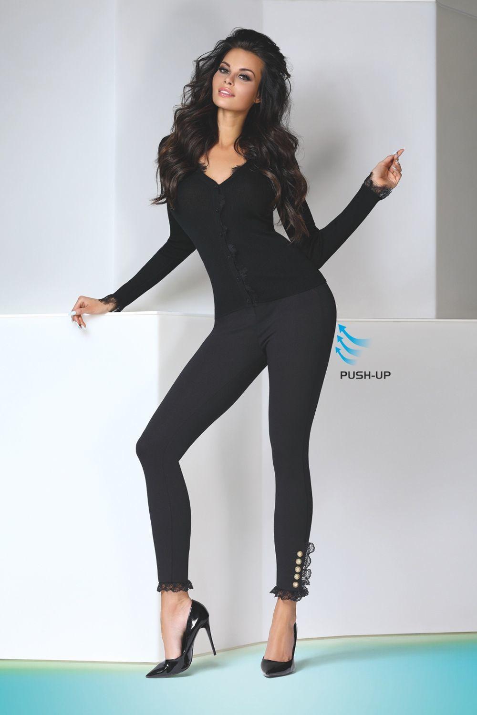 Моделирующие легинсы Cheryl 200 den с эффектом push-up фото