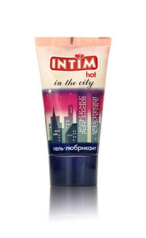Intim Hot гель - любрикант туб, 60г.
