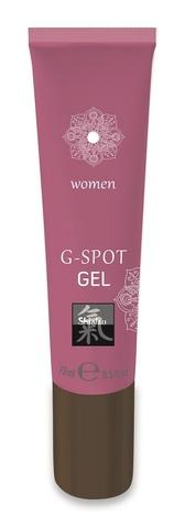 Shiatsu G-SPOT GEL women Интимный гель 15 мл.