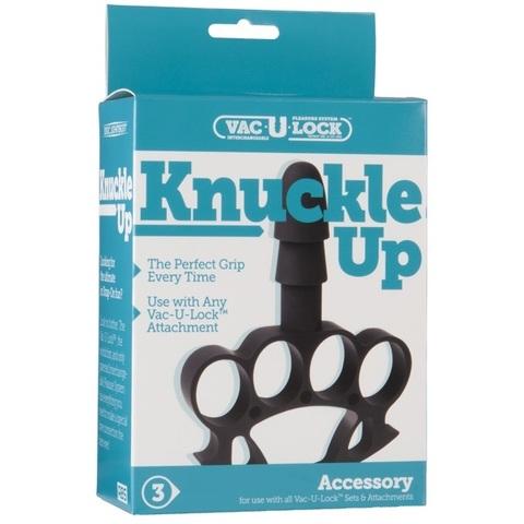 Vac-U-Lock - Knuckle Up Насадка кастет с штырьком в кор.Харнесс
