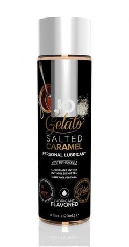 """Вкусовой лубрикант """"Соленая карамель"""" / JO Gelato Salted Caramel 4oz - 120 мл."""