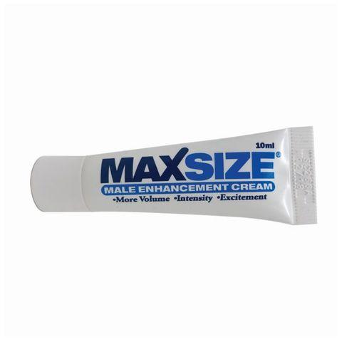 Крем MaxSize для улучшения мужской эрекции 10мл