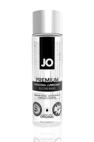Классический лубрикант на силиконовой основе / JO Premium 8oz - 240 мл.