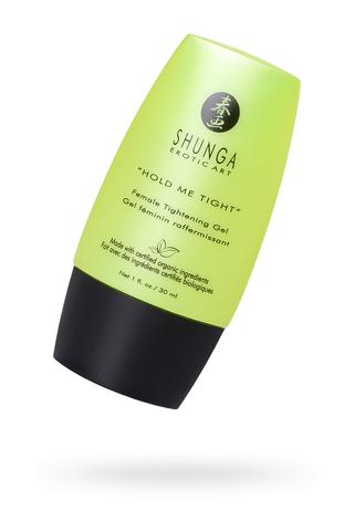 Гель для сужения влагалища Shunga Hold me tight из 100% органичеких компонентов, 30 мл