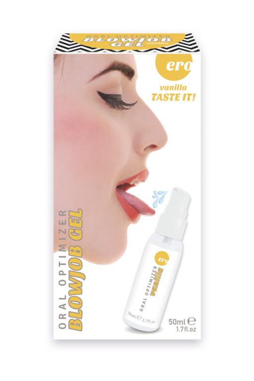 Интимный увлажняющий гель (Gel optimizer) Ваниль (Vanilla) 50 мл. фото