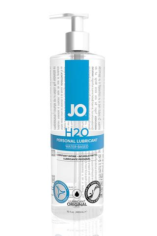 Классический лубрикант на водной основе / JO H2O - Original - Lubricant 16oz – 480 мл.