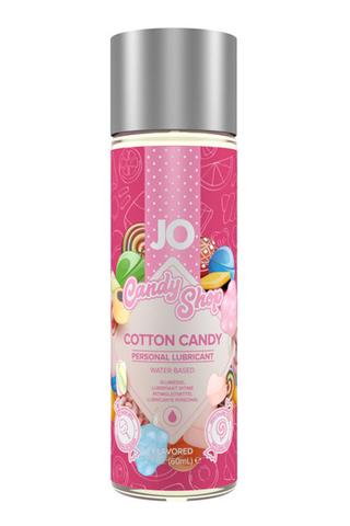 "Вкусовой лубрикант ""Сахарная вата"" / Candy Shop Cotton Candy 4oz - 60 мл."
