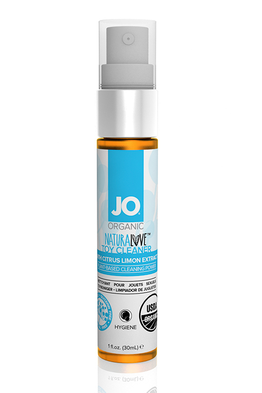 Чистящее средство для игрушек / JO Organic Toy Cleaner Fragrance Free 1oz - 30 мл. фото