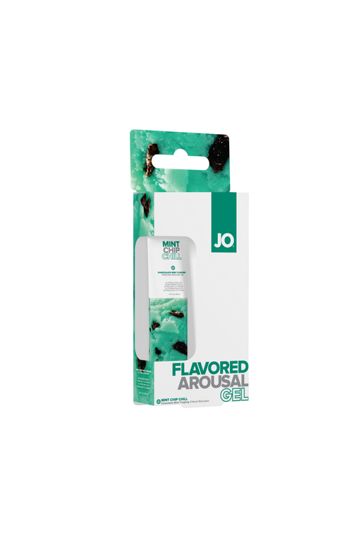 Вкусовое стимулирующе средство со вкусом мятного шоколада / JO Mint Chip Chill фото