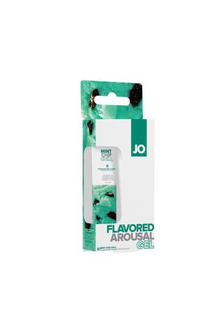 Стимулирующе средство со вкусом мятного шоколада JO Mint