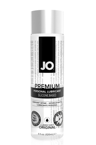 Классический лубрикант на силиконовой основе / JO Premium 4oz - 120 мл.
