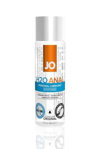 Анальный лубрикант на водной основе / JO Anal H2O 2 oz - 60 мл.