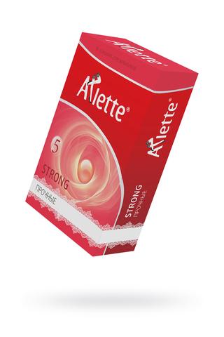 Презервативы ''Arlette'' №6, Strong Прочные 6 шт.