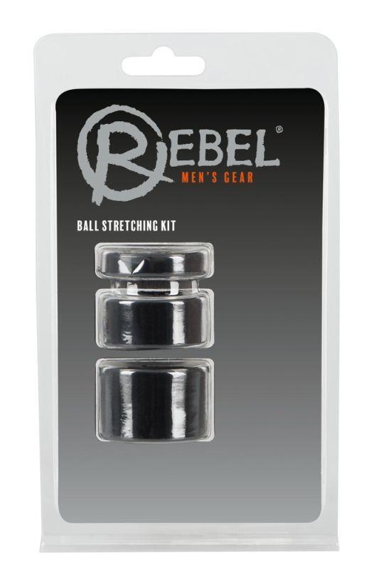 Набор для утяжки мошонки Rebel Ball Stretching Kit фото