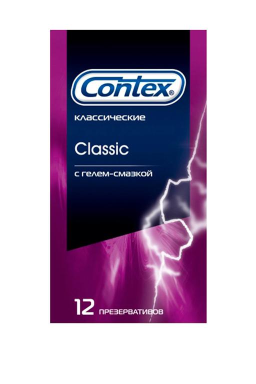 Презерватив Contex №12 Classic классические фото