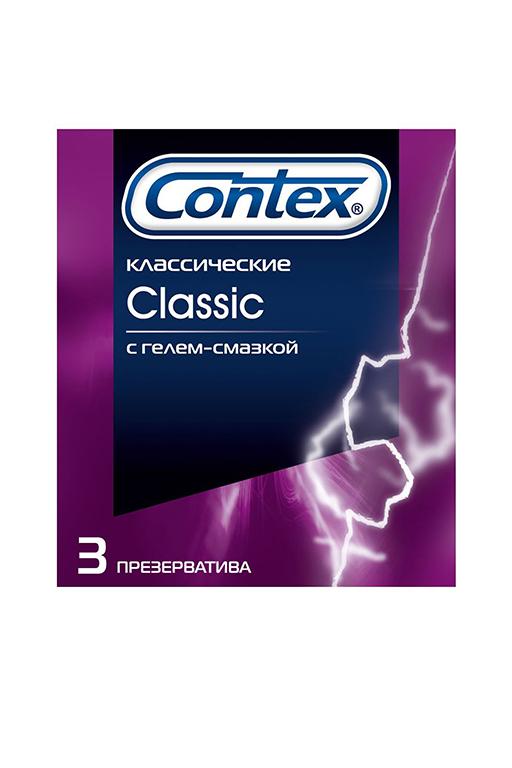 Презервативы Contex № 3 Classic естественные ощущения фото