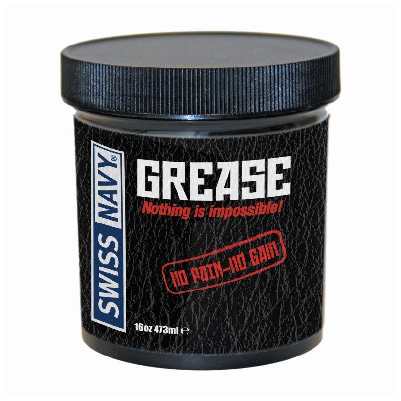 Swiss Navy Grease 16 oz Jar Крем для фистинга 473 мл. фото