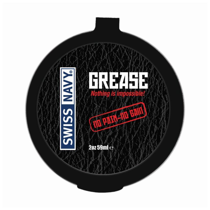 Swiss Navy Grease 2 oz Jar Крем для фистинга 59 мл. фото
