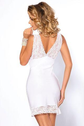 Белая сорочка Colette