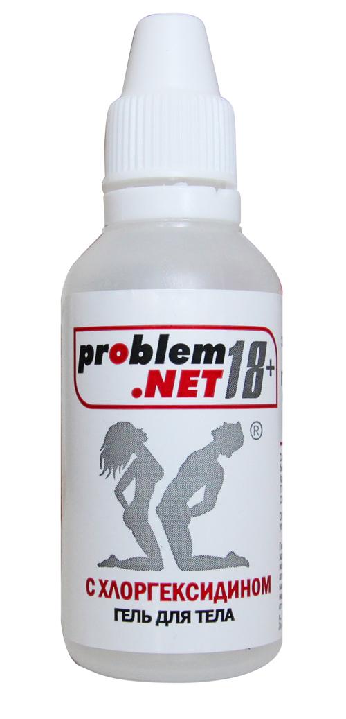 Гель Problem.net флакон-капельница 30г фото