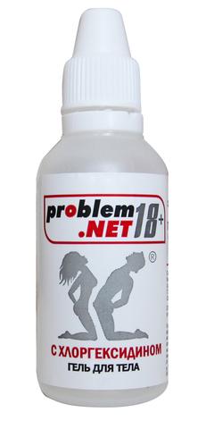 Гель Problem.net флакон-капельница 30г