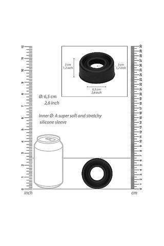 Сменная вставка для помпы Silicone Pump Sleeve (Medium)