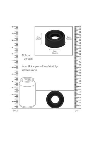 Сменная вставка для помпы Silicone Pump Sleeve (Large)