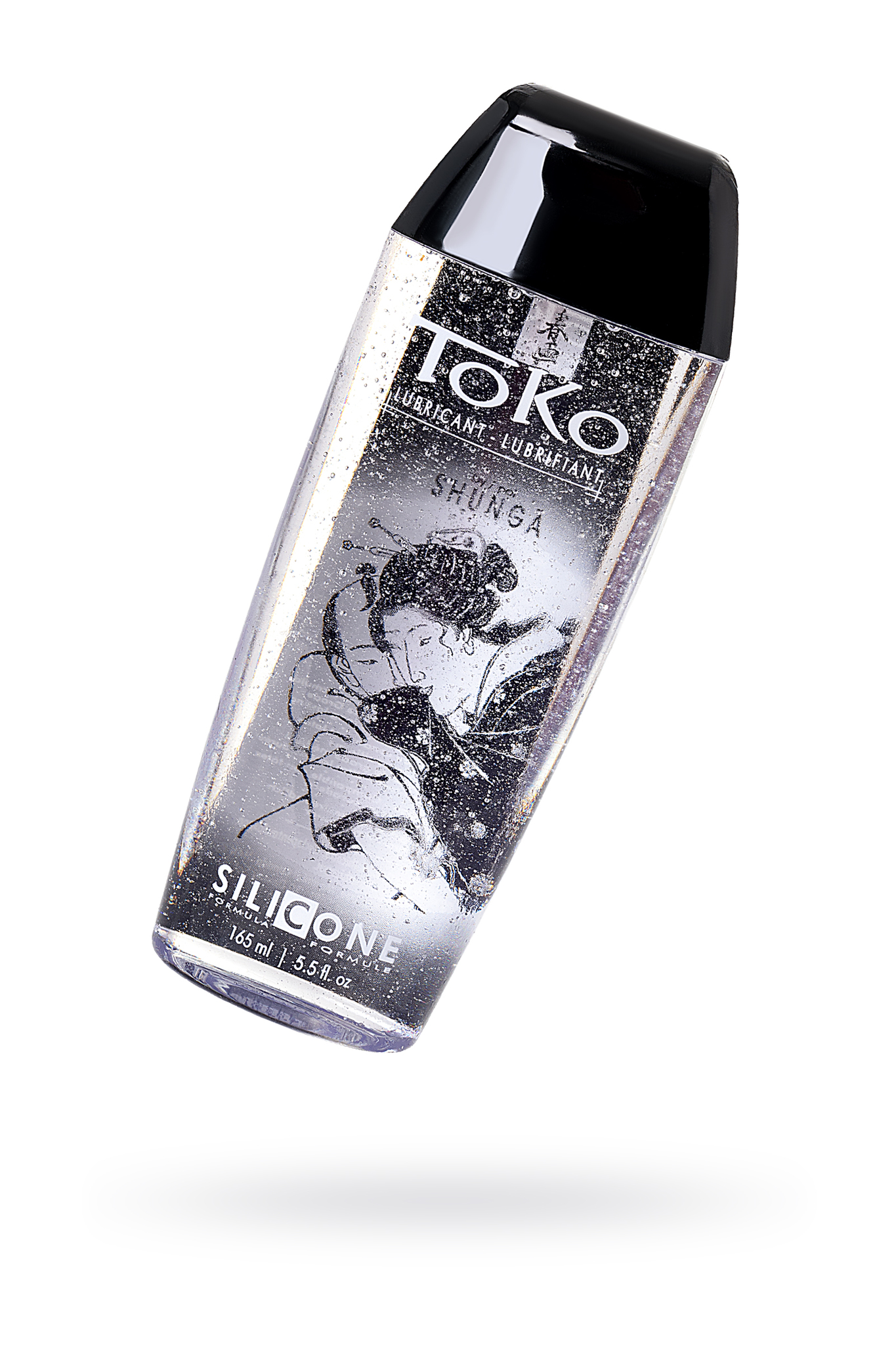 Лубрикант Shunga Toko Silicone на силиконовой основе, длительное скольжение, 165 мл фото