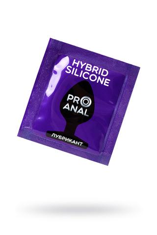 Лубрикант для анального секса «HYBRID - SILICONE»  на силиконовой основе, 4 мл, 20 штук в упаковке