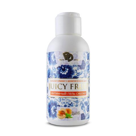 JUICY FRUIT Интимный гель 100 мл с ароматом Дыня