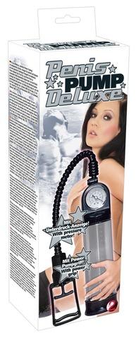 Вакуумная помпа с поршневым нагнетателем Penis Pump Deluxe by You2Toys