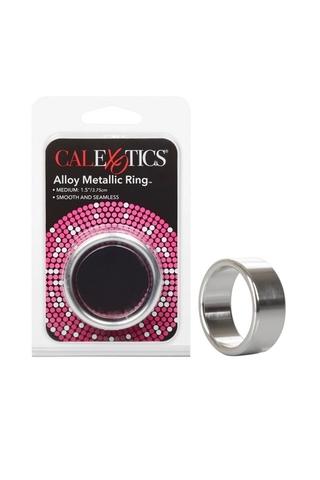 Alloy Metallic Ring™ Medium - Silver