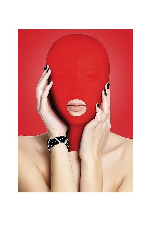 Маска-шлем (депривационная маска) Submission Mask фото