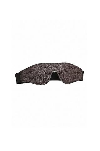 Маска на глаза закрытого типа (повязка) Elegant Blinder