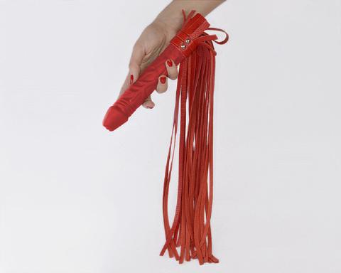 Плеть Ракета красная