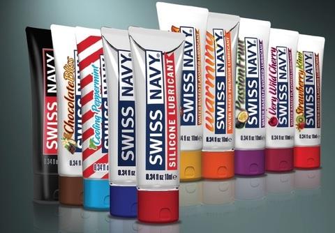 Лубрикант с ароматом шоколада Chocolate Bliss Flavored Lubricant 10ml