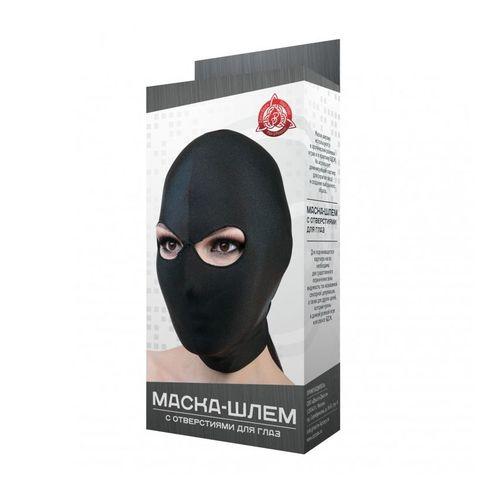 Маска-шлем с отверстием для глаз
