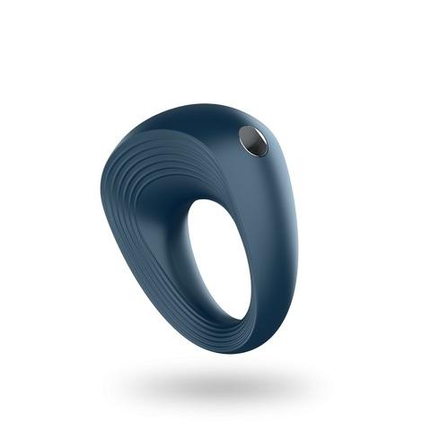 SATISFYER VIBRO-RING SILICONE Power Ring Эрекционное виброкольцо
