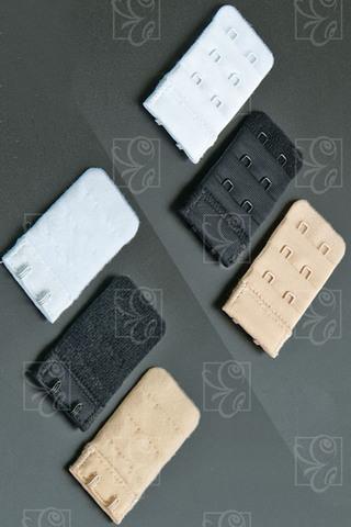 Черный удлинитель - это самый простой метод увеличения объема бюстгальтерa