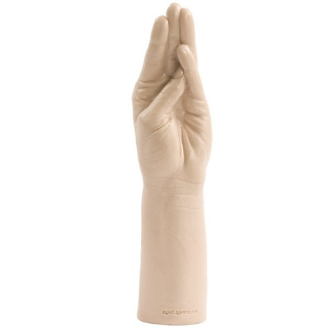 Анальный массажер рука для фистинга Belladonna's - Magic Hand - White