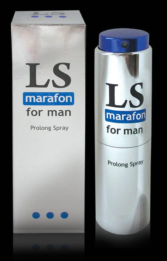 LOVESPRAY MARAFON спрей для мужчин пролонгатор 18мл. фото